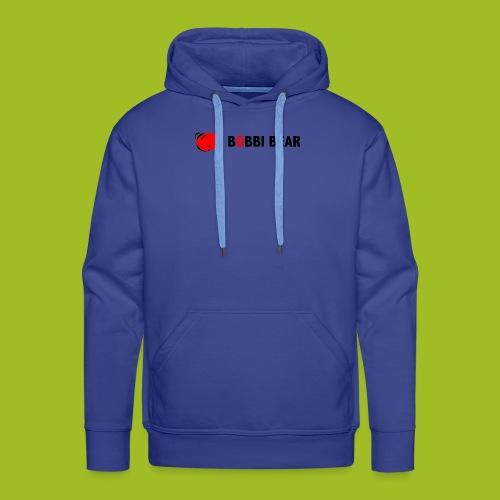 Bobbi Bear - Mannen Premium hoodie