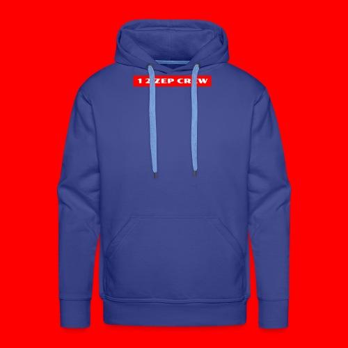 1 2 ZEP CREW Design - Men's Premium Hoodie