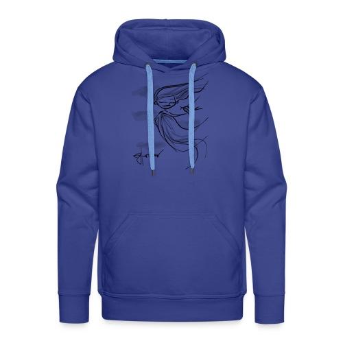 vent - Sudadera con capucha premium para hombre