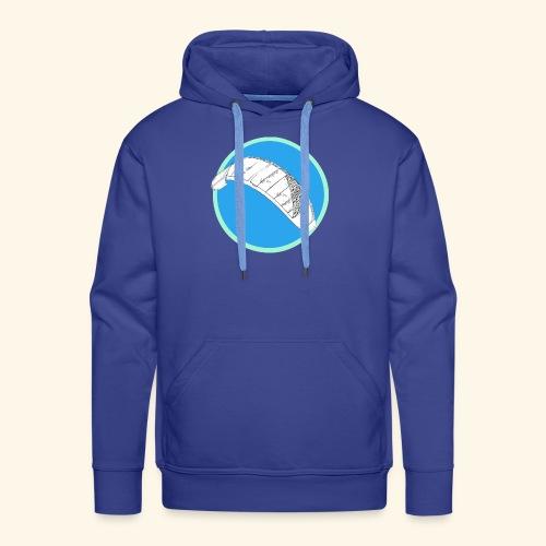 Kite Logo ohne Schrift - Männer Premium Hoodie