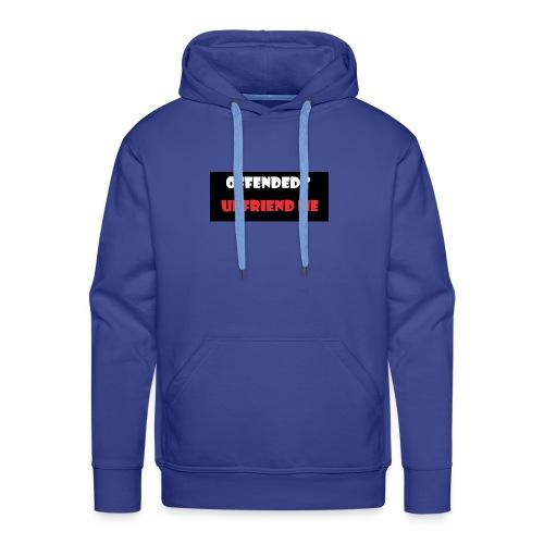 offended ? - Men's Premium Hoodie