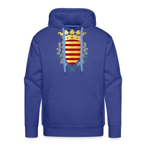Wapenschild Borgloon - Mannen Premium hoodie