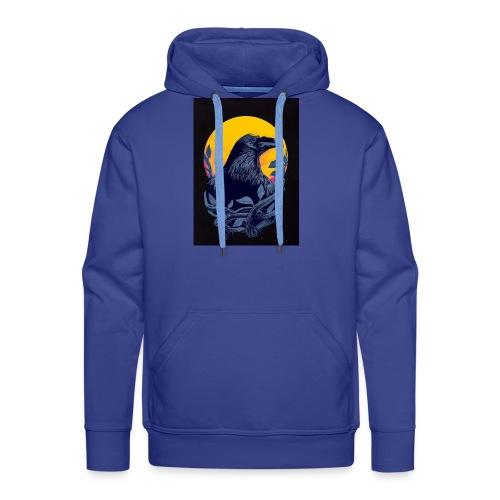 Raven - Männer Premium Hoodie