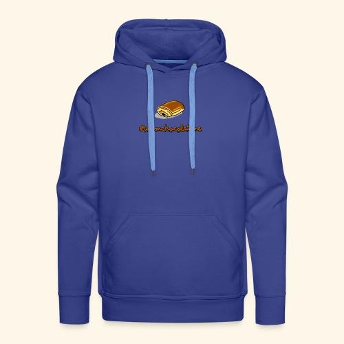 teamchocolatine - Sweat-shirt à capuche Premium pour hommes