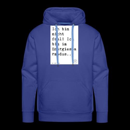 d9eb61cd0a095cb61674453ab9e1ca5d - Männer Premium Hoodie