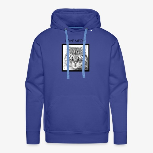 LOVEMEOW - Men's Premium Hoodie