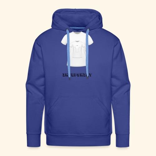 insepshirt - Sweat-shirt à capuche Premium pour hommes