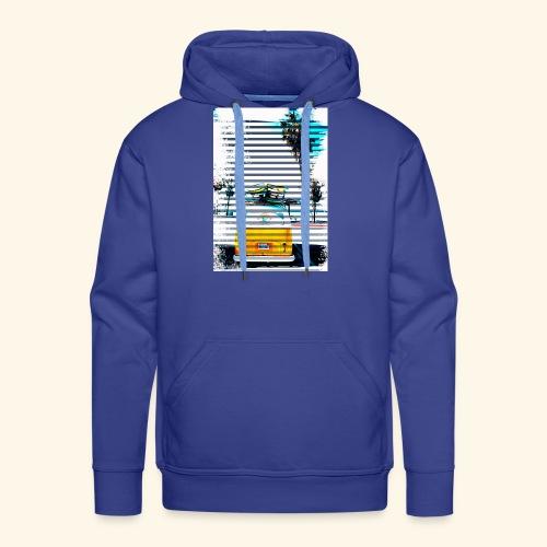 Billie - Mannen Premium hoodie