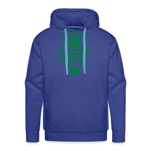 Ski embleem Kirchberg - Mannen Premium hoodie
