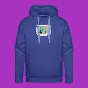 Ordinateur sous influence de Planète GEEK - Sweat-shirt à capuche Premium pour hommes