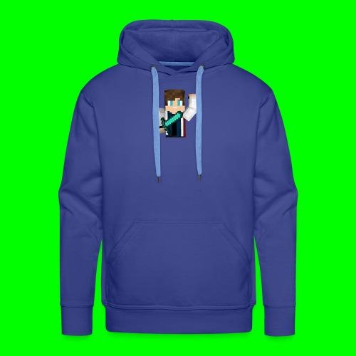 Sac Rétro avec Logo - Sweat-shirt à capuche Premium pour hommes