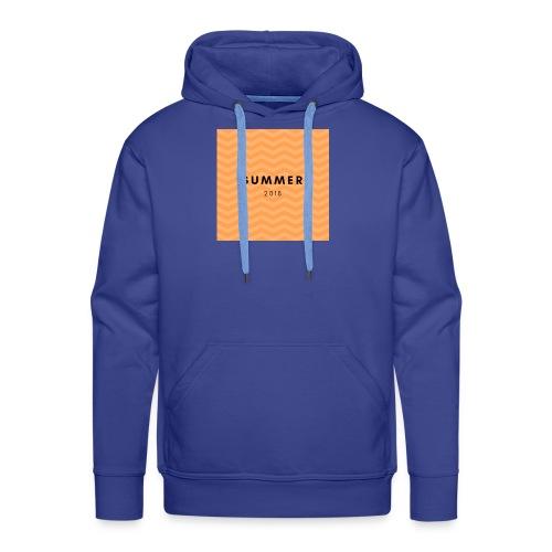 sommer - Männer Premium Hoodie
