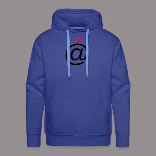 ARROBÁ - Sudadera con capucha premium para hombre