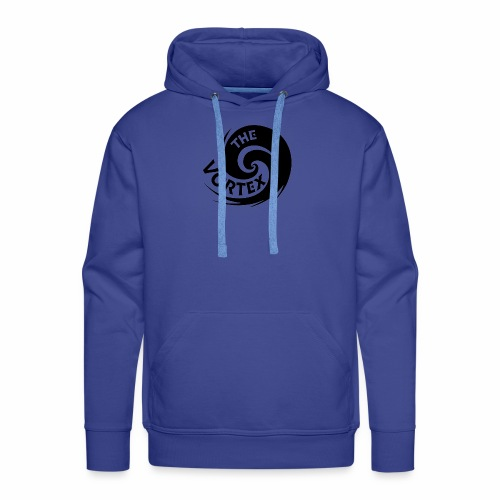 vortex logo no background - Men's Premium Hoodie