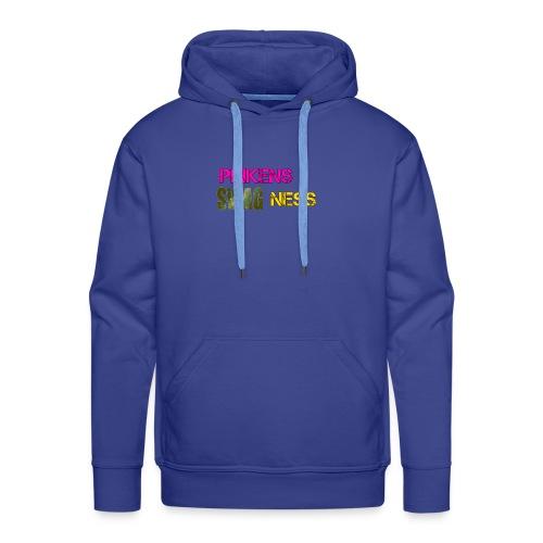 Pinkens swagness - Herre Premium hættetrøje