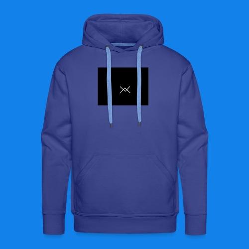 nuevo comienzo - Sudadera con capucha premium para hombre