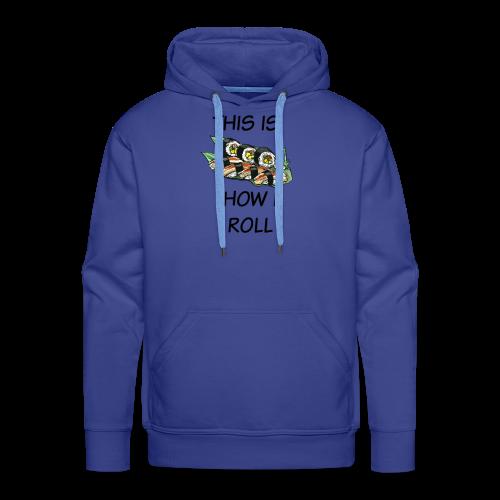 Sushi Roll - Men's Premium Hoodie