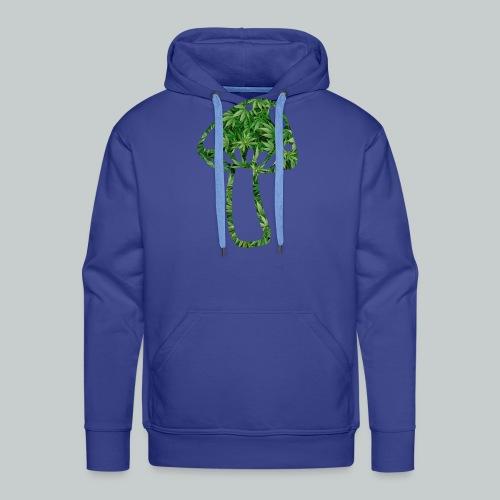 mushroom power - Männer Premium Hoodie