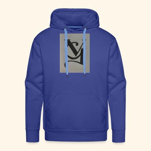 VG - Sudadera con capucha premium para hombre
