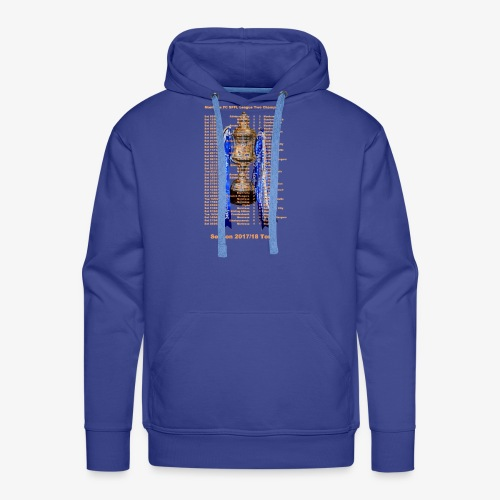 Montrose League Cup Tour - Men's Premium Hoodie