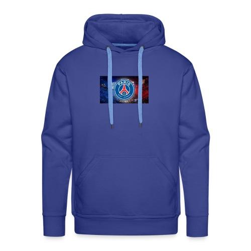 pari sentgarmain - Sweat-shirt à capuche Premium pour hommes