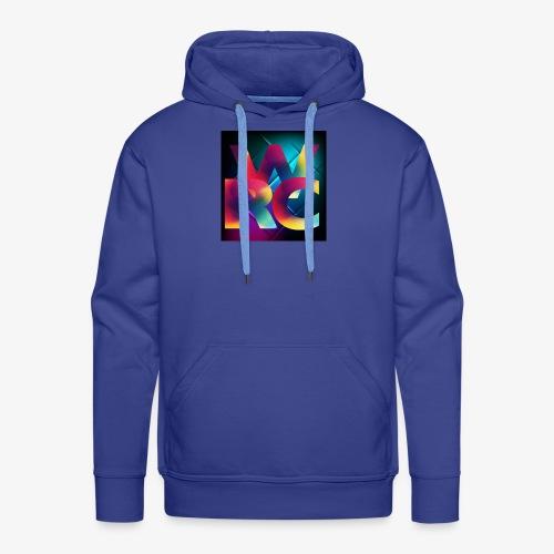 WeaRCore - Sweat-shirt à capuche Premium pour hommes