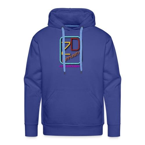 ZauberDragon LOGO 2 - Männer Premium Hoodie