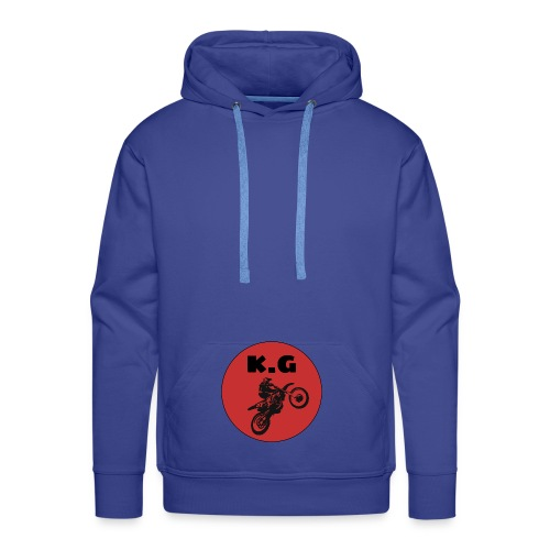 KG - Men's Premium Hoodie