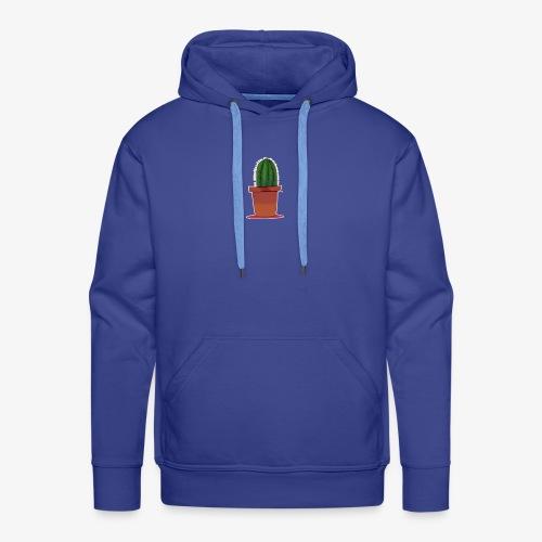 Cactus - Männer Premium Hoodie