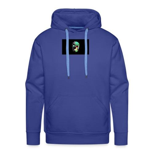 skeleton official logo - Men's Premium Hoodie