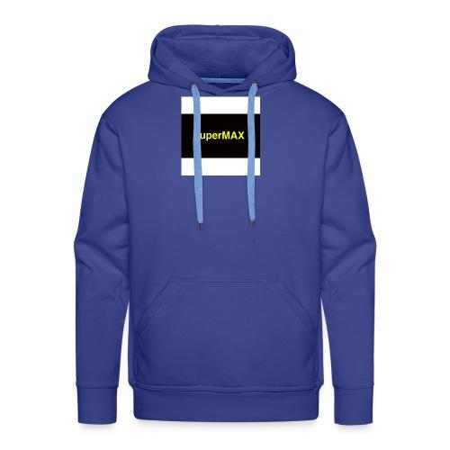 superMAX - Männer Premium Hoodie