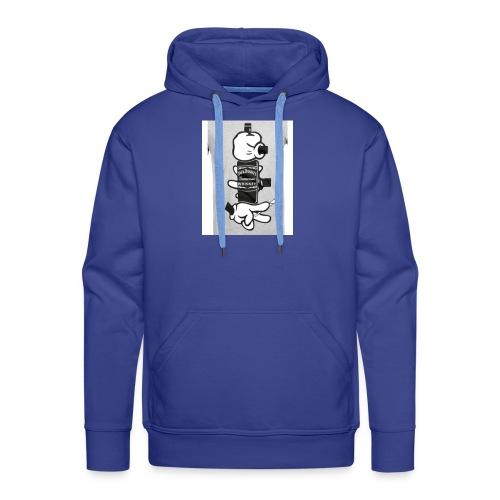 IMG 20180607 112713 - Sweat-shirt à capuche Premium pour hommes
