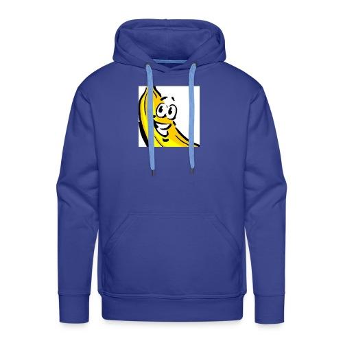 Bananenmannetjesshirt - Mannen Premium hoodie