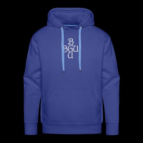 BGU - Männer Premium Hoodie