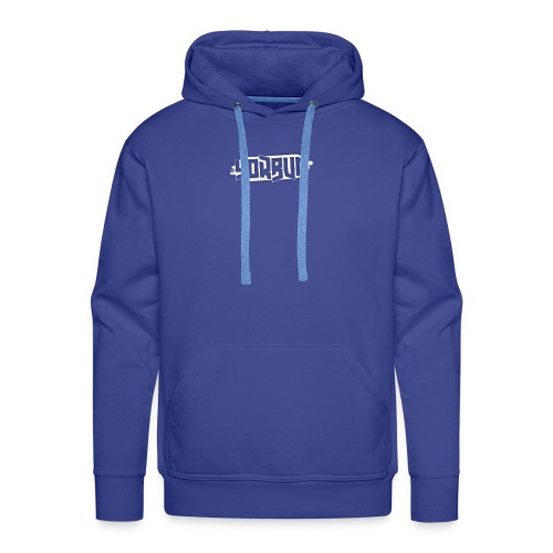 Yorbun LOGO - Mannen Premium hoodie