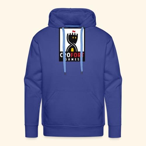 CroFort - Mannen Premium hoodie