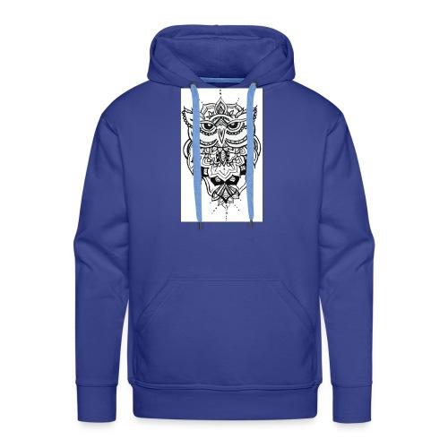 Owl - Men's Premium Hoodie
