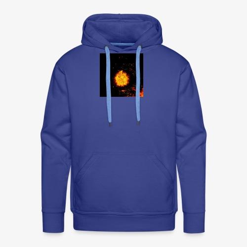 FIRE BEAST - Mannen Premium hoodie