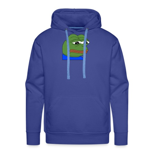 Pepe clothes - Mannen Premium hoodie