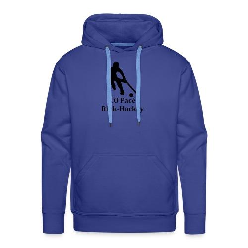 Logo COP RH noir - Sweat-shirt à capuche Premium pour hommes