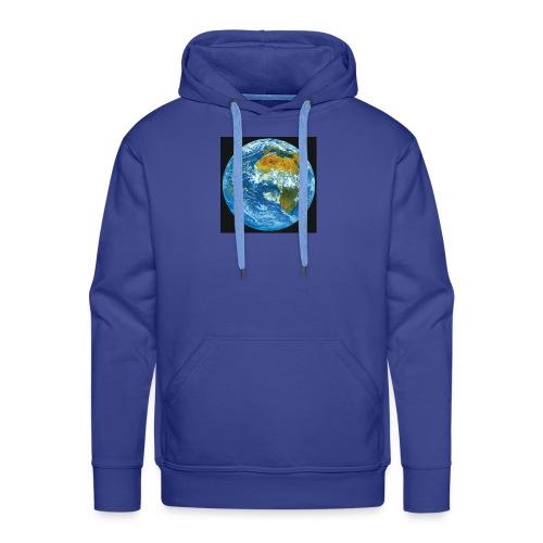 Welt - Männer Premium Hoodie