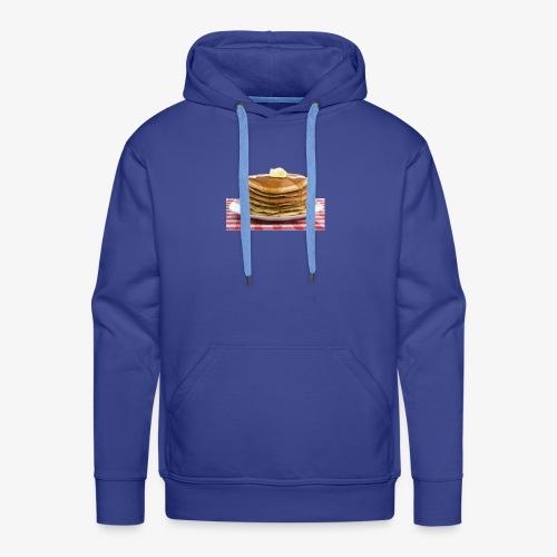Pandekager - Herre Premium hættetrøje