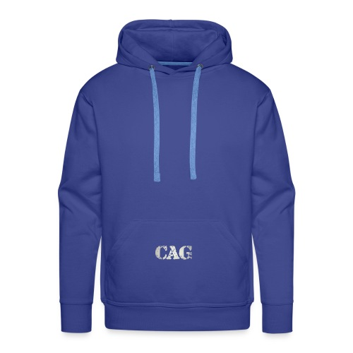 CAG Old School - Men's Premium Hoodie