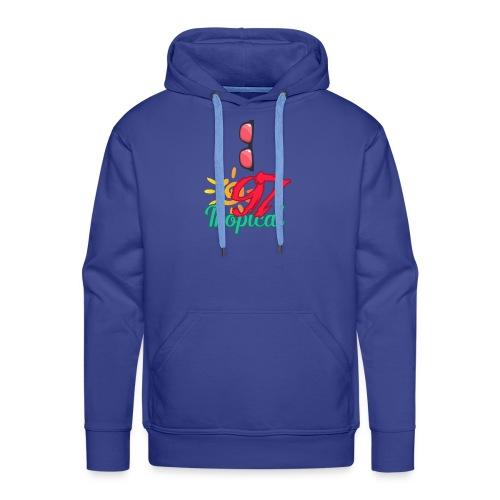 A01 4 - Sweat-shirt à capuche Premium pour hommes