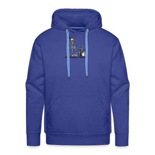 Blacksmith forever 2 - Sweat-shirt à capuche Premium pour hommes