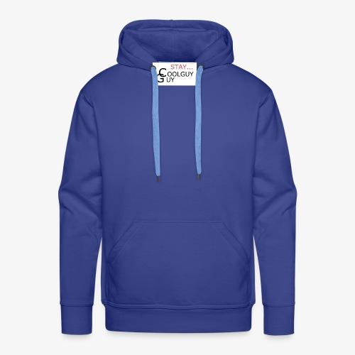 Bro Stay Cool - Mannen Premium hoodie