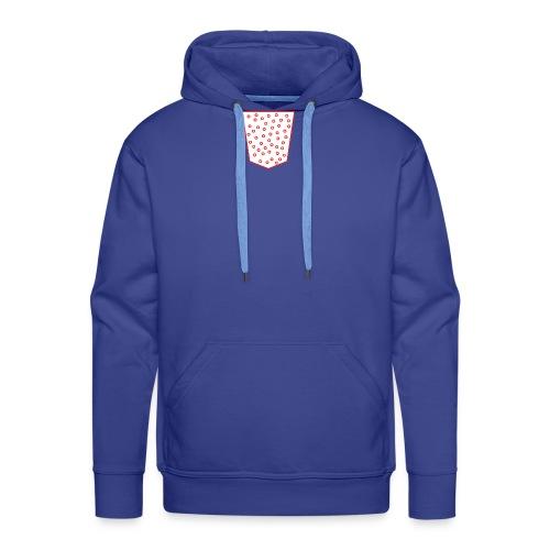 bolsillo - Sudadera con capucha premium para hombre