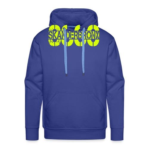 SKANDERBRONX - Herre Premium hættetrøje