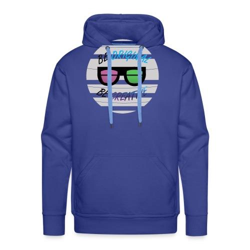Se original, se creativo! - Sudadera con capucha premium para hombre