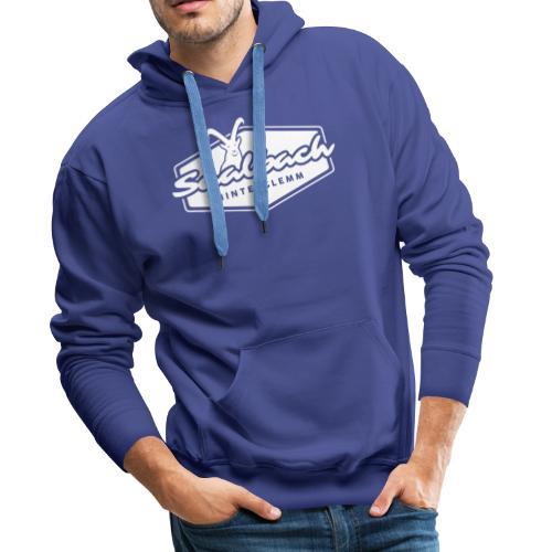 Steenbok Saalbach - Mannen Premium hoodie
